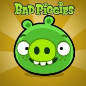 Cover Bad Piggies (PC)