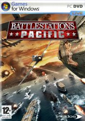 Cover Battlestations: Pacific