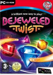 Cover Bejeweled Twist (PC)