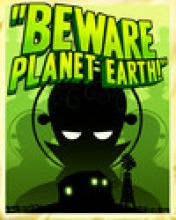 Cover Beware Planet Earth!