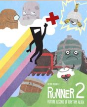 Cover Bit.Trip Presents... Runner2: Future Legend of Rhythm Alien