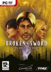 Cover Broken Sword: L'Angelo della Morte