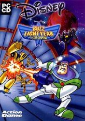 Cover Buzz Lightyear of Star Command