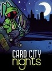 Cover Card City Nights