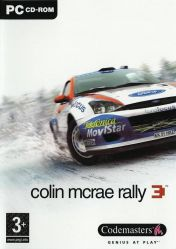 Cover Colin McRae Rally 3