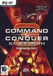 Cover Command & Conquer 3: Kane's Wrath