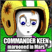 Cover Commander Keen Episode I: Marooned on Mars