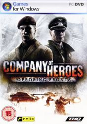 Cover Company of Heroes: Opposing Fronts