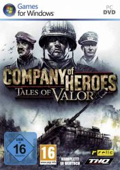 Cover Company of Heroes: Tales of Valor (PC)