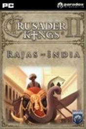 Cover Crusader Kings II: Rajas of India