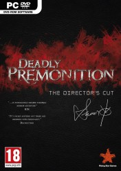 Cover Deadly Premonition: The Director's Cut