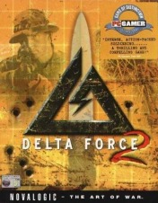 Cover Delta Force 2