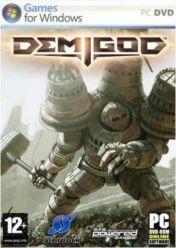 Cover Demigod
