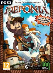 Cover Deponia