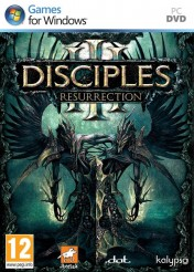 Cover Disciples III: Resurrection