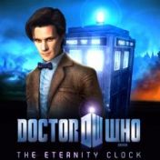 Cover Doctor Who: The Eternity Clock