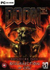 Cover Doom 3: Resurrection of Evil