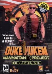 Cover Duke Nukem: Manhattan Project