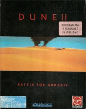 Cover Dune II: The Building of a Dynasty