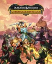 Cover Dungeons & Dragons: Chronicles of Mystara