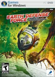 Cover Earth Defense Force: Insect Armageddon