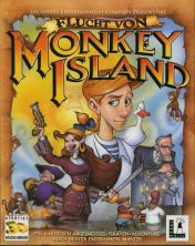 Cover Escape from Monkey Island