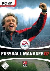 Cover FIFA Manager 07