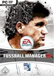 Cover FIFA Manager 08