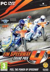 Cover FIM Speedway Grand Prix 4