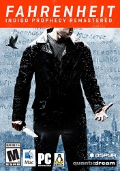 Cover Fahrenheit: Indigo Prophecy Remastered