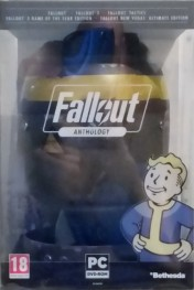 Cover Fallout Anthology