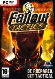 Cover Fallout Tactics: Brotherhood of Steel