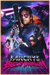 Cover Far Cry 3: Blood Dragon