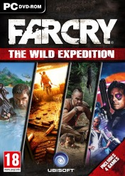 Cover Far Cry Wild Expeditions