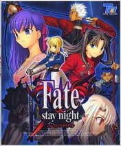 Cover Fate/Stay Night