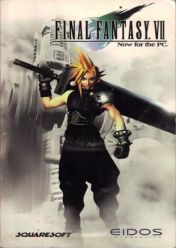 Cover Final Fantasy VII (PC)
