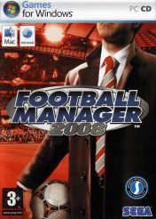Cover Football Manager 2008