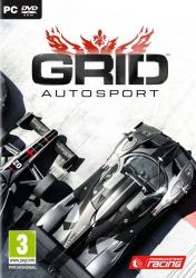 Cover GRID Autosport (PC)