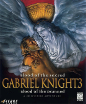 Cover Gabriel Knight 3: Blood of the Sacred, Blood of the Damned