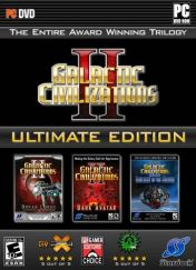 Cover Galactic Civilizations II: Ultimate Edition