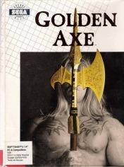 Cover Golden Axe