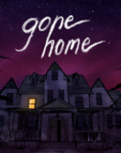 Cover Gone Home (PC)
