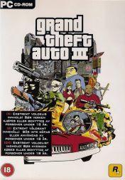 Cover Grand Theft Auto III