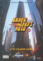 Cover Grand Theft Auto (PC)