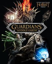 Cover Guardians of Middle-Earth