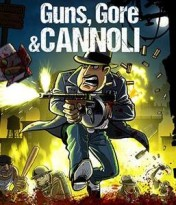 Cover Guns, Gore & Cannoli