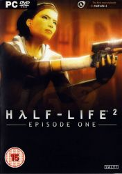 Cover Half-Life 2: Episode One (PC)