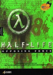 Cover Half-Life: Opposing Force
