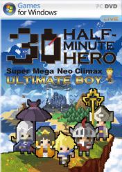 Cover Half-Minute Hero: Super Mega Neo Climax Ultimate Boy