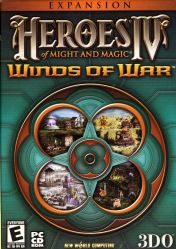 Cover Heroes of Might and Magic IV: Winds of War